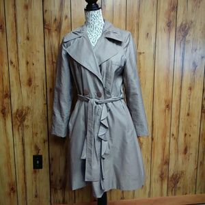 Tahari trench coat